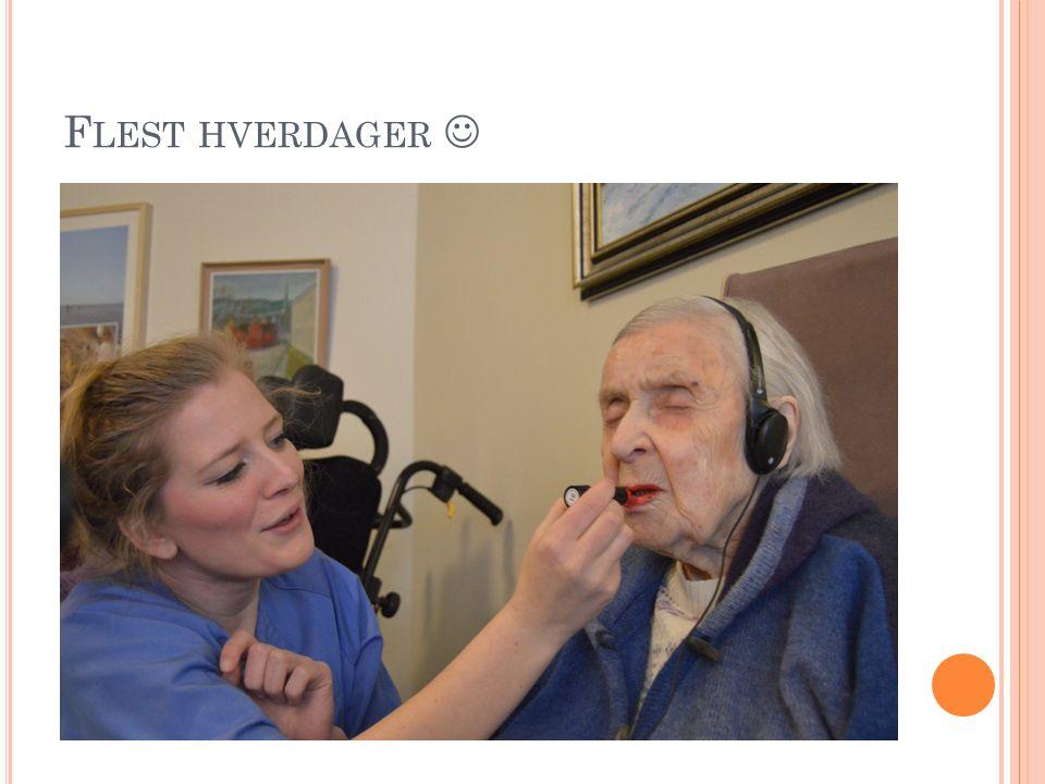 F LEST HVERDAGER