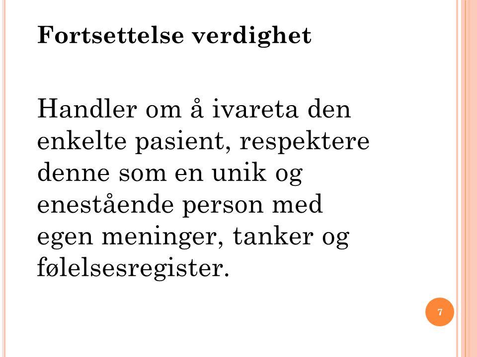 28 15.Pasient- og brukerrettighetsloven. 1999.
