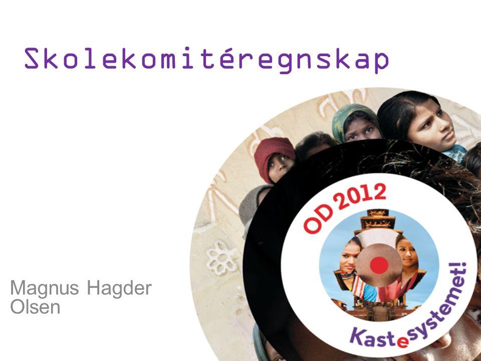 Skolekomitéregnskap Magnus Hagder Olsen