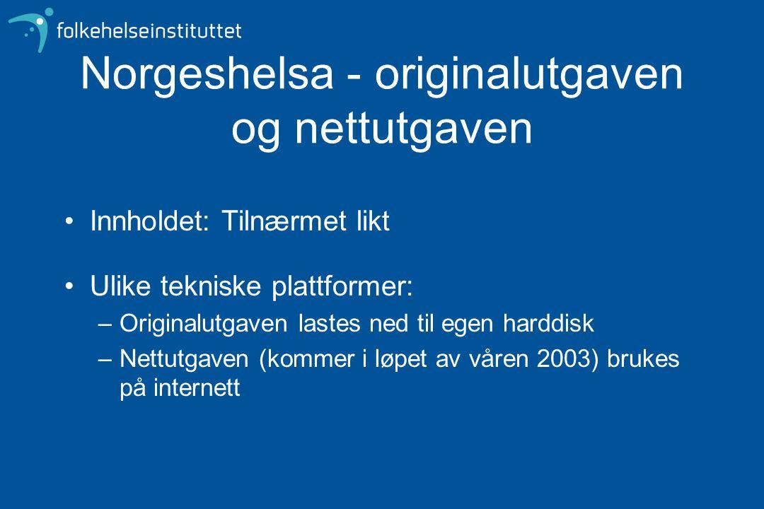 Kilde: Program for vannforsyning, Folkehelsa Vannkvaliteten i Norge varierer
