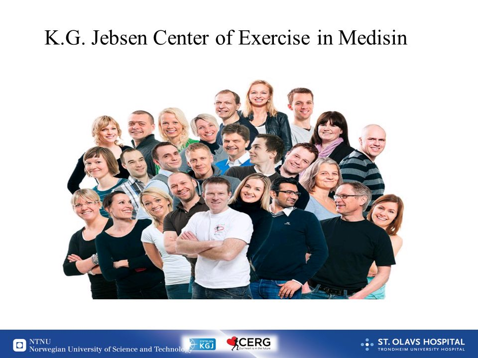 2 K.G. Jebsen Center of Exercise in Medisin