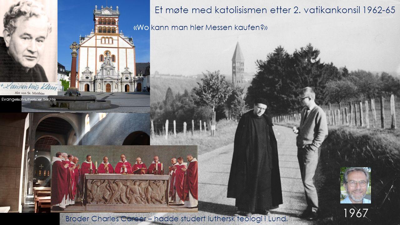 Broder Charles Career – hadde studert luthersk teologi i Lund.