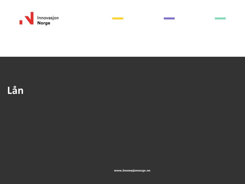 Lån www.innovasjonnorge.no
