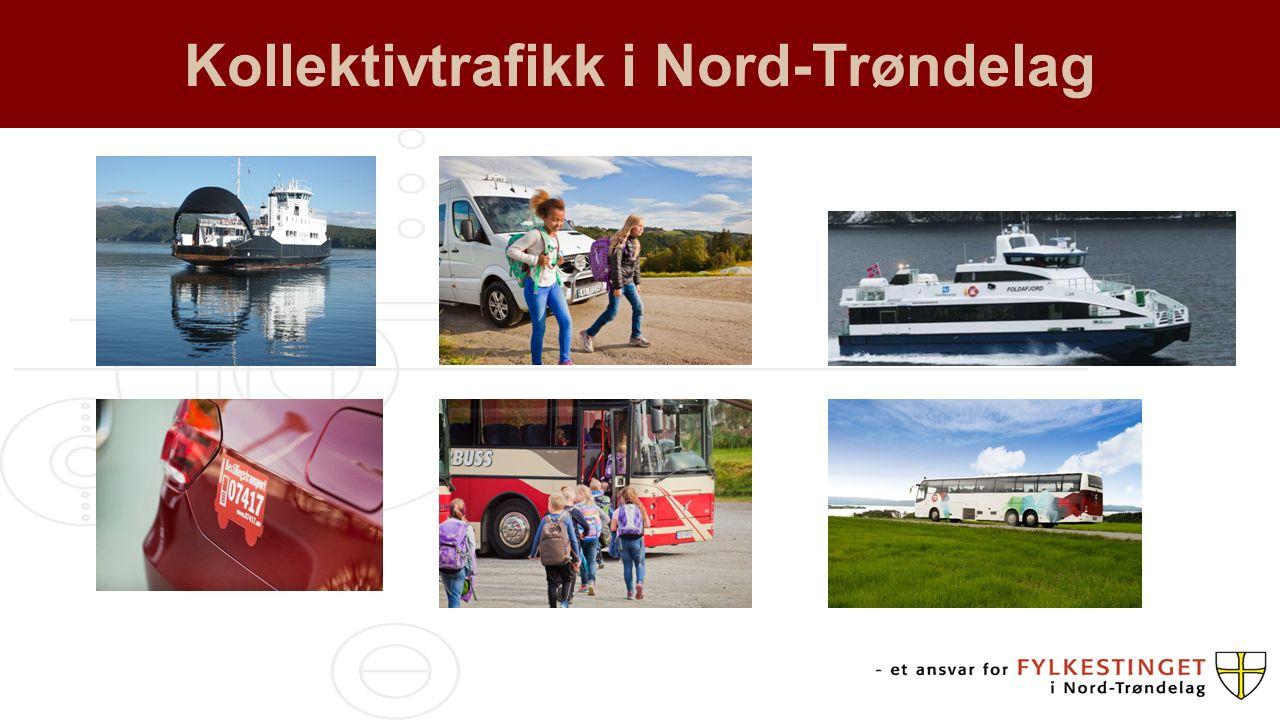 Kollektivtrafikk i Nord-Trøndelag