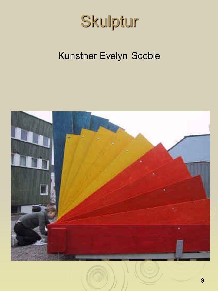 9 Skulptur Kunstner Evelyn Scobie