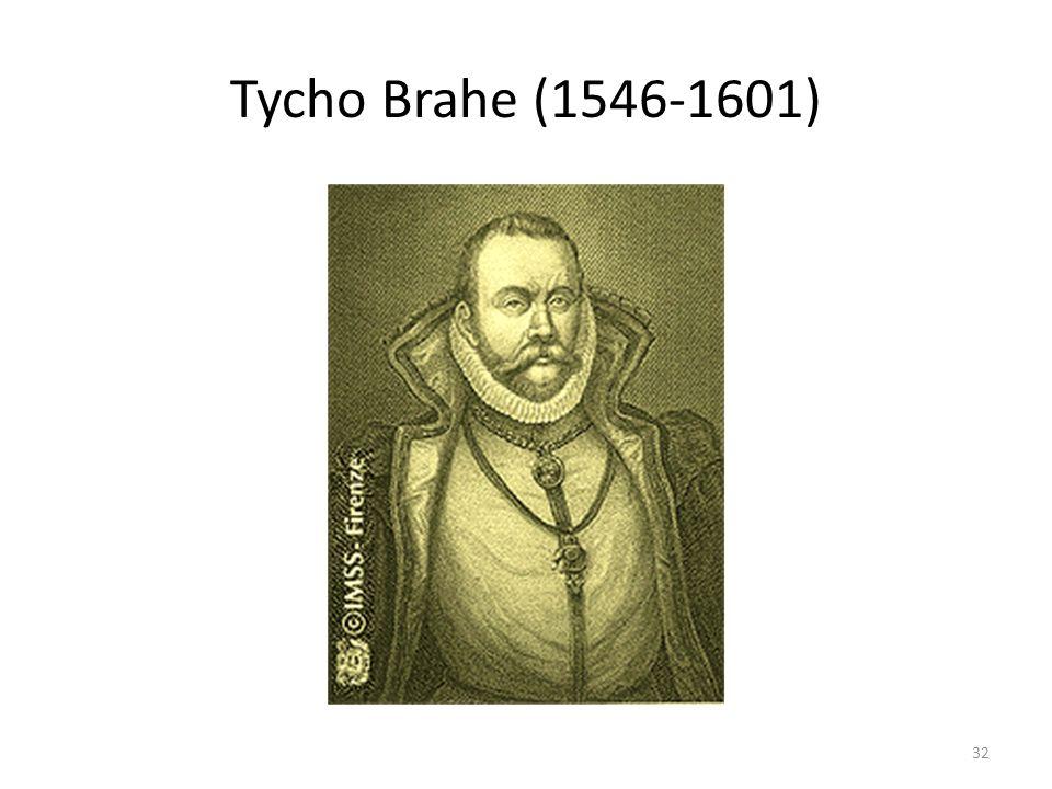 Tycho Brahe (1546-1601) 32