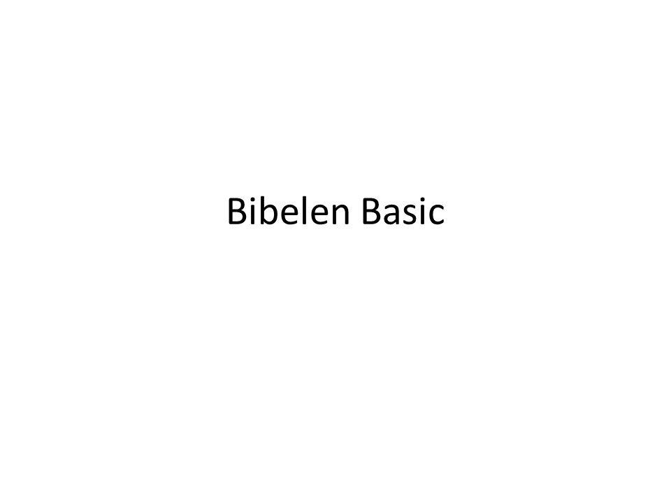 Bibelen Basic