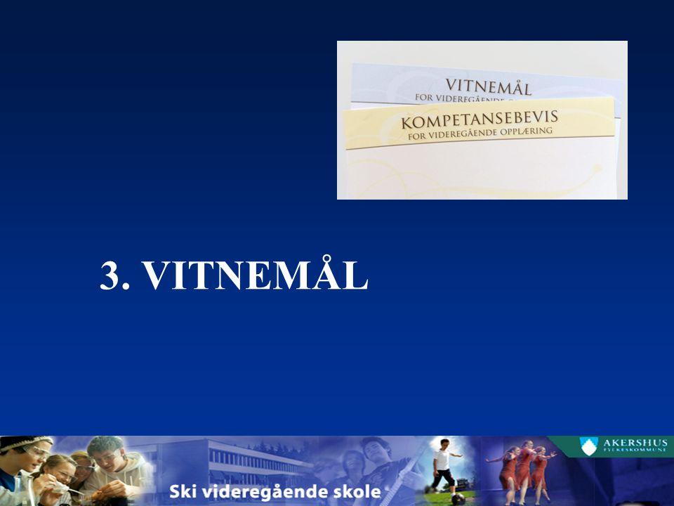 3. VITNEMÅL