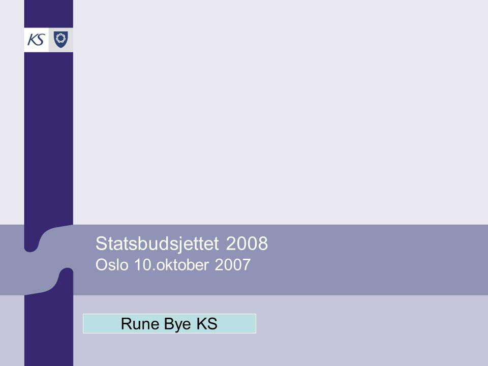 KS Norsk økonomi på høygir.