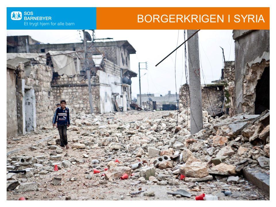 BORGERKRIGEN I SYRIA