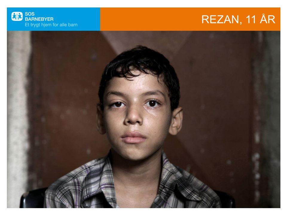 REZAN, 11 ÅR