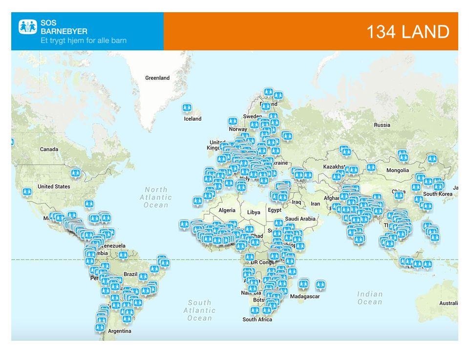 PÅ FLUKT Det er over 65,3 millioner mennesker på flukt i verden i dag