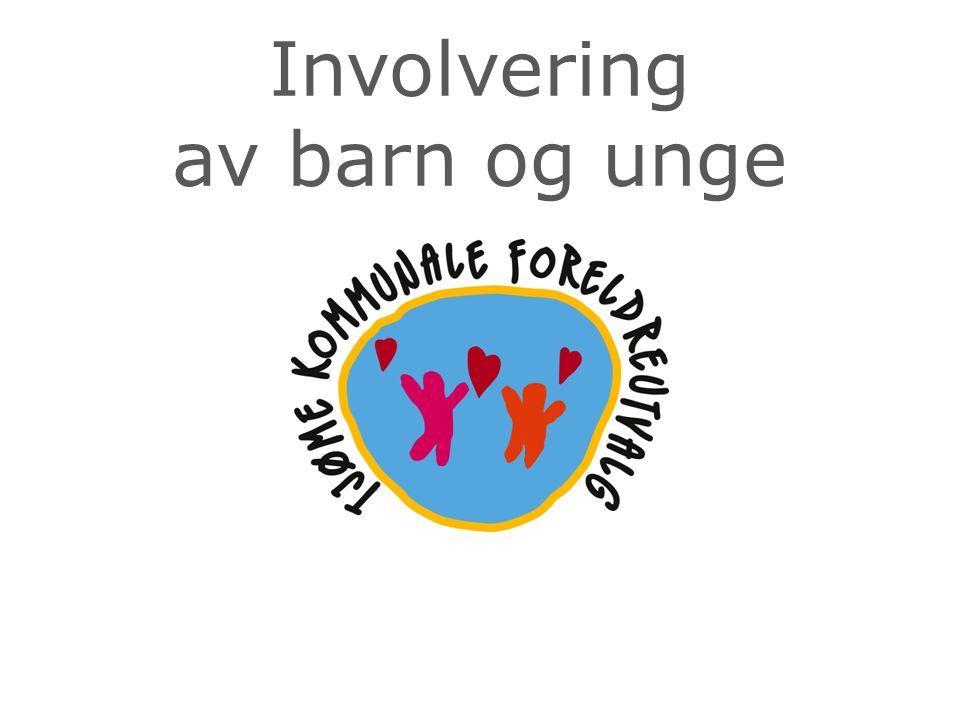Involvering av barn og unge