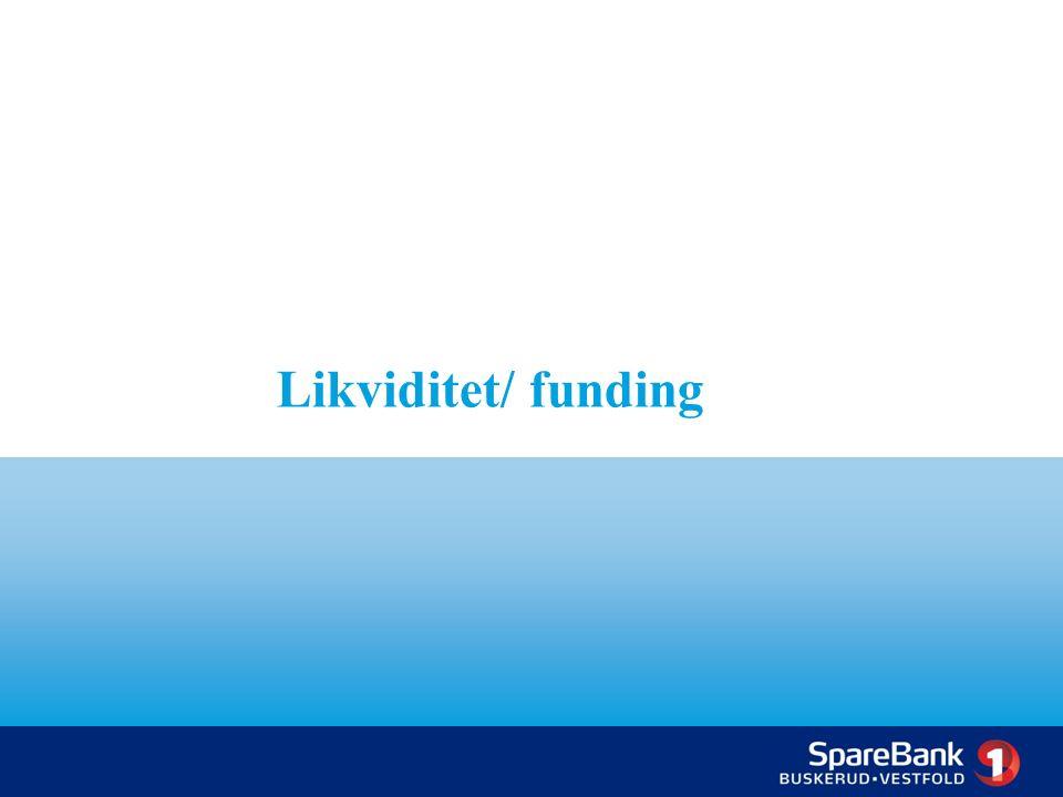 Likviditet/ funding