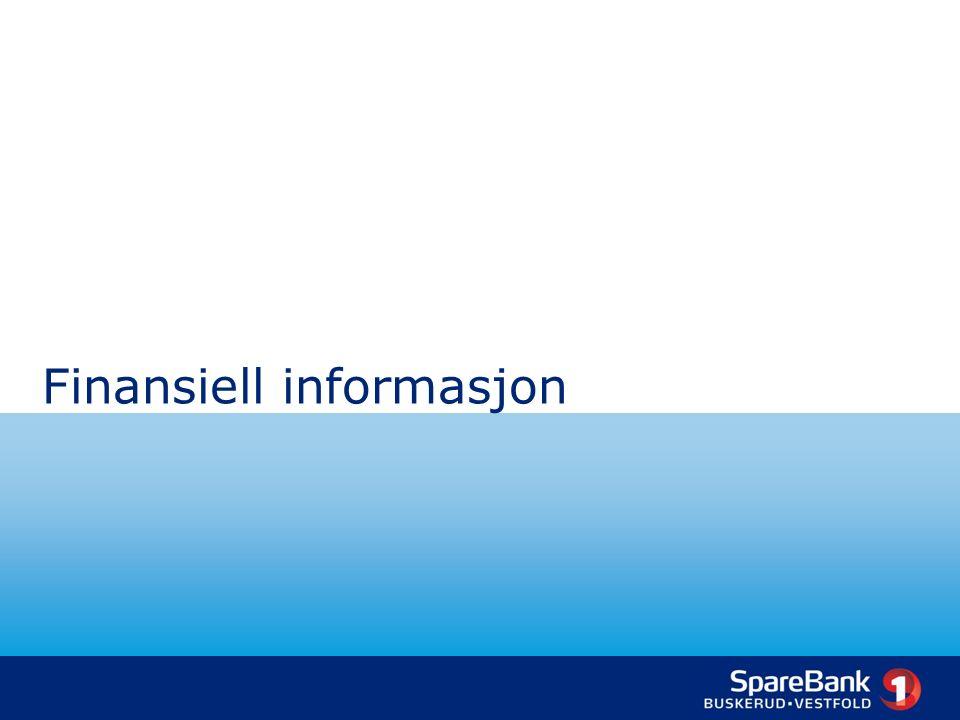 Finansiell informasjon
