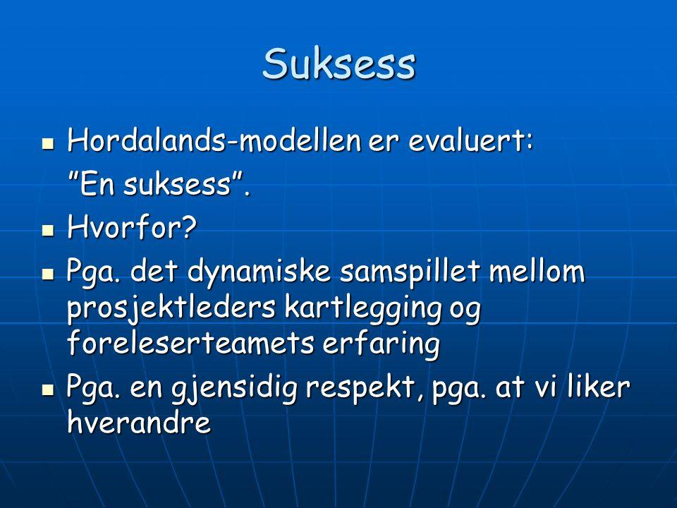 Hvordan? Hordalands-modellen henter ikke inn ekspertene på kultur Hordalands-modellen henter ikke inn ekspertene på kultur Hordalandsmodellen bruker p