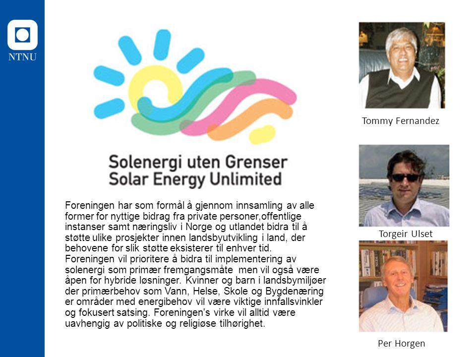 Foreningen har som formål å gjennom innsamling av alle former for nyttige bidrag fra private personer,offentlige instanser samt næringsliv i Norge og