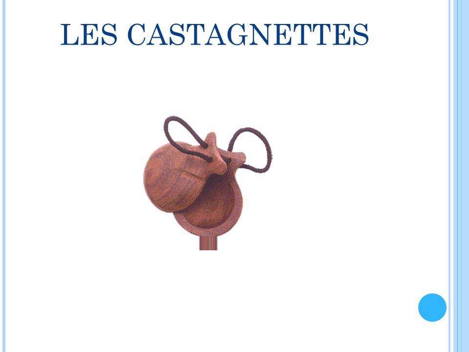 LES CASTAGNETTES
