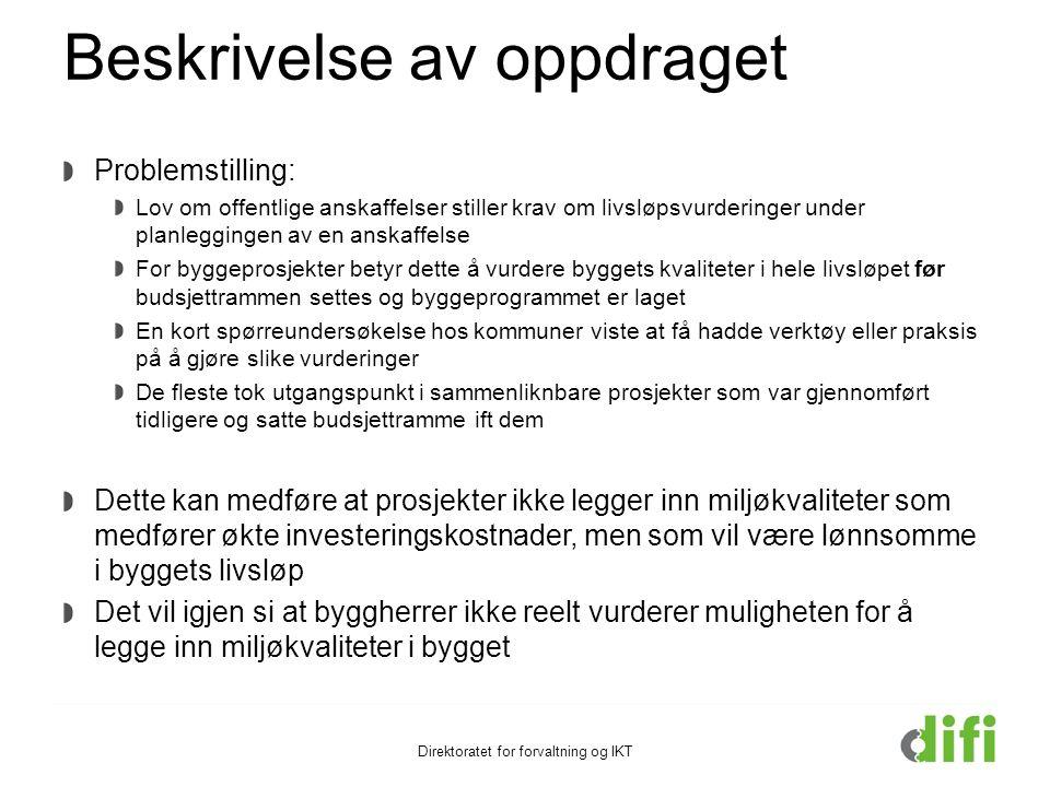Utforming og levering av tilbudet (3) Evt forbehold skal skrives i tilbudsbrevet Alle papirer skal være på norsk.