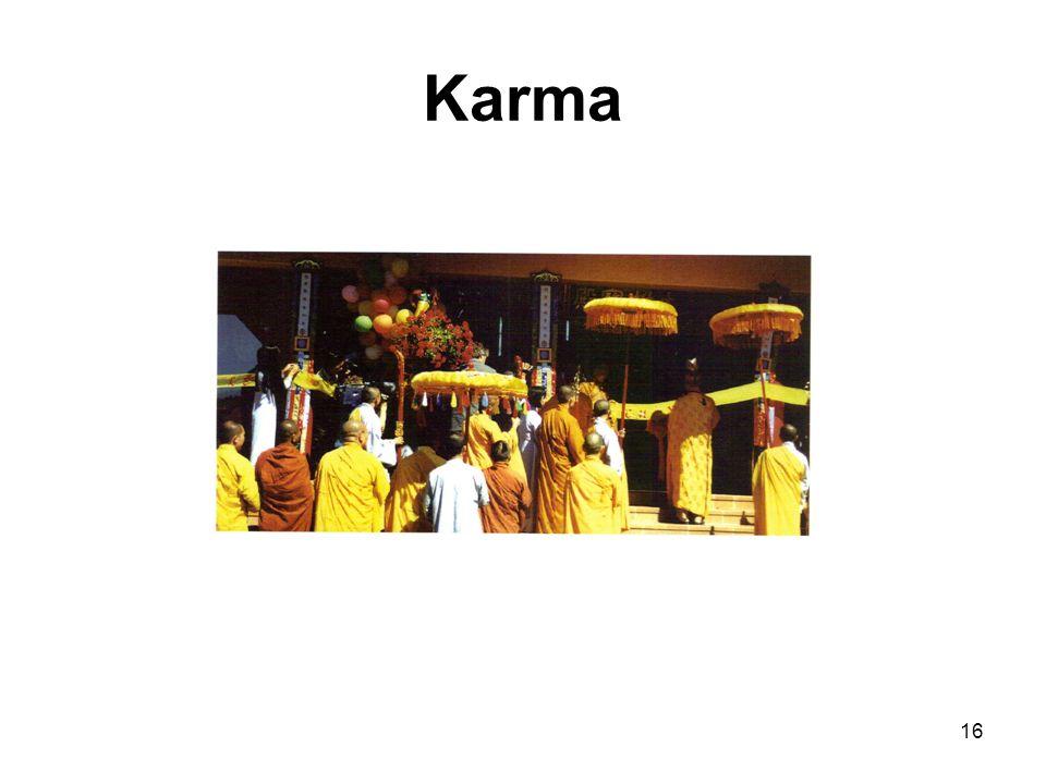 16 Karma