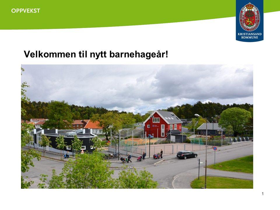 Velkommen til nytt barnehageår Presentasjon av de ansatte og foreldre 2