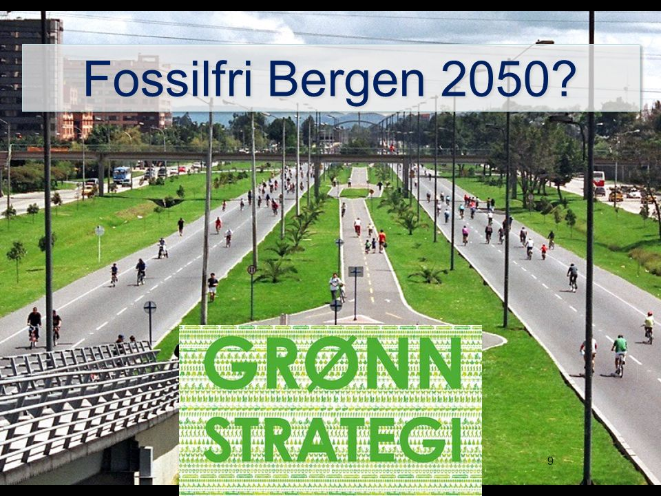CO2-UTSLIPP FRA TRANSPORT