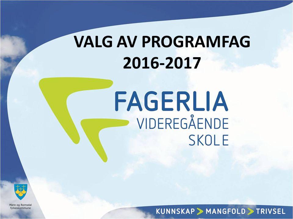VALG AV PROGRAMFAG 2016-2017 1