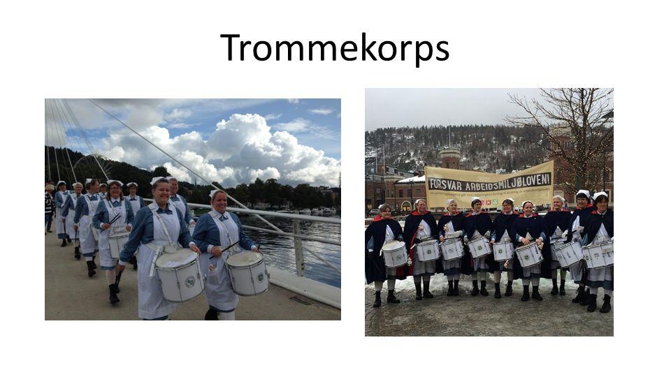 Trommekorps