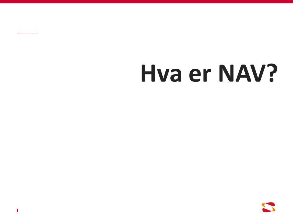 Hva er NAV?