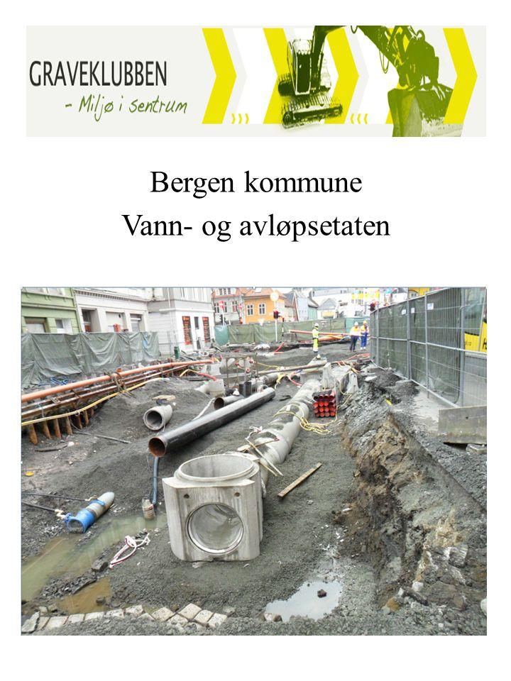 Oddbjørn Andersen Vann- og avløpsetaten Prosjektleder Representerer Va-etaten i Graveklubben