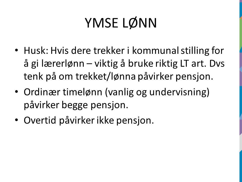 Det er kommet inn følgende ønsker om tema: Gjennomgang av lønnssystemet både i Extens og i HRM.