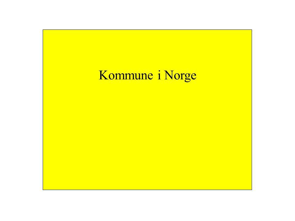 Kommune i Norge