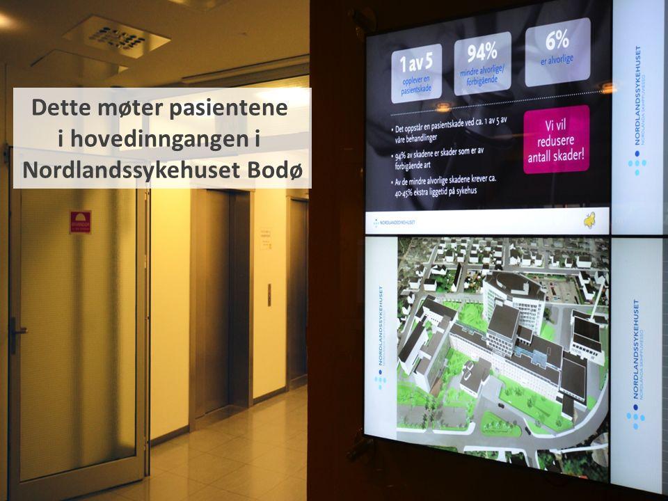 Nordlandssykehuset høsten 2010 – ny ledelse som skulle ORDNE MED svekket omdømme i løpet av 6 mnd Tiden ble opplevd som meget knapp – direktørene skulle sitte i 6 mnd inntil kvalifisert ledelse var på plass.