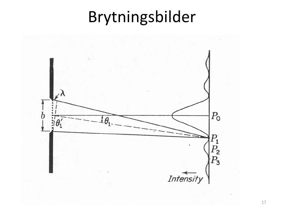 AST1010 - Teleskoper17 Brytningsbilder