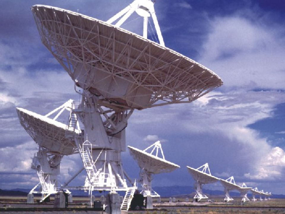 AST1010 - Teleskoper29 Very Large Array - Soccorro