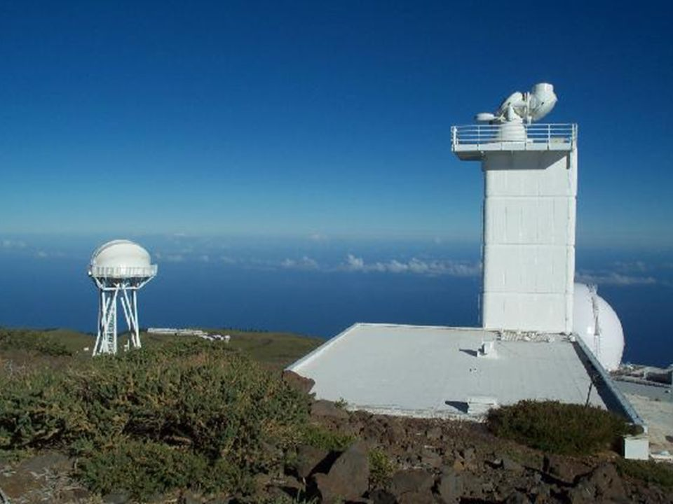AST1010 - Teleskoper33 Swedish Solar Telescope