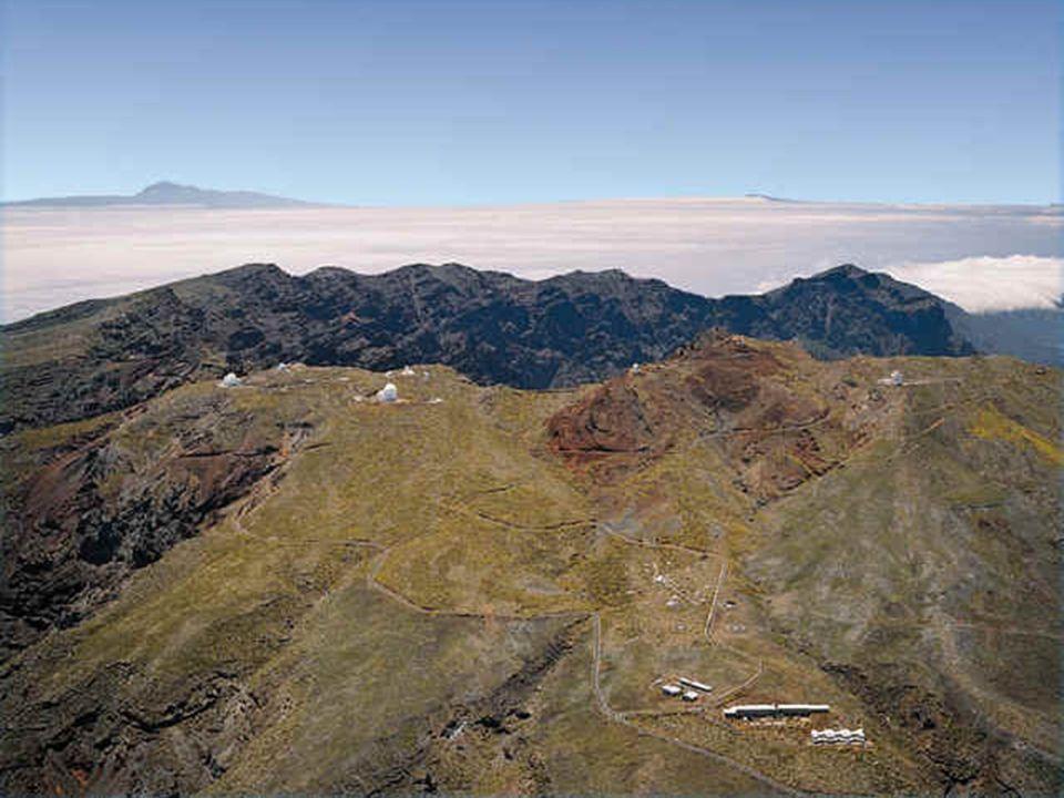 AST1010 - Teleskoper34 La Palma observatoriene