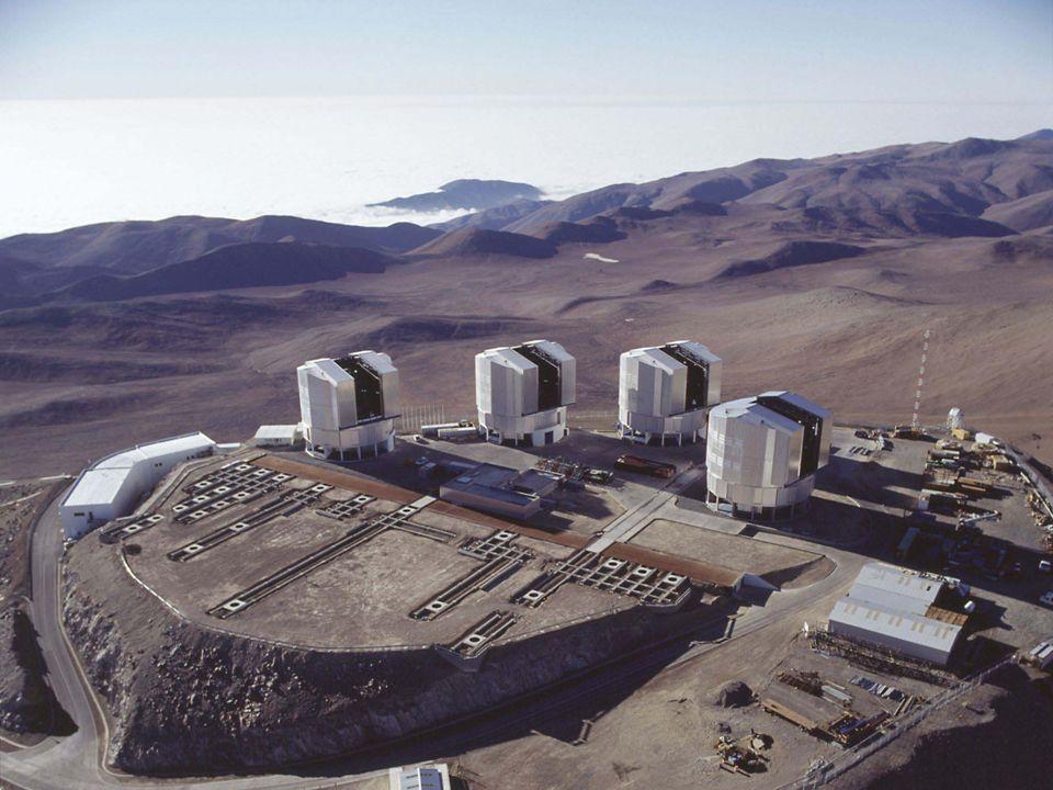 AST1010 - Teleskoper35 ESO i Chile – SINFONI på Paranal