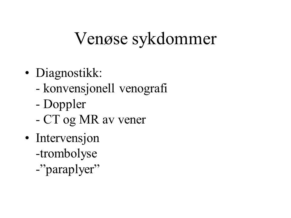 MR-venografi