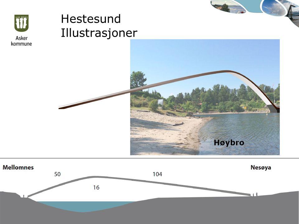 Hestesund Illustrasjoner Høybro