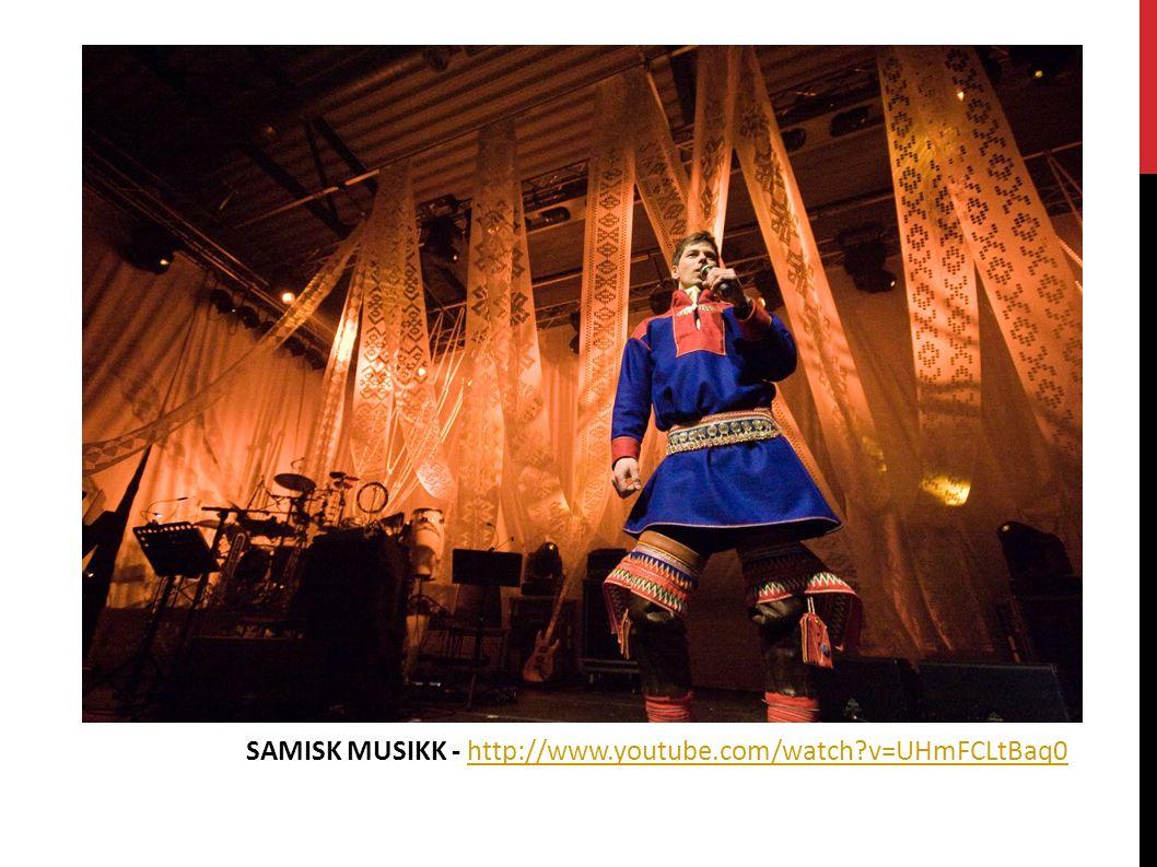 JOIK #1 Samisk for song .