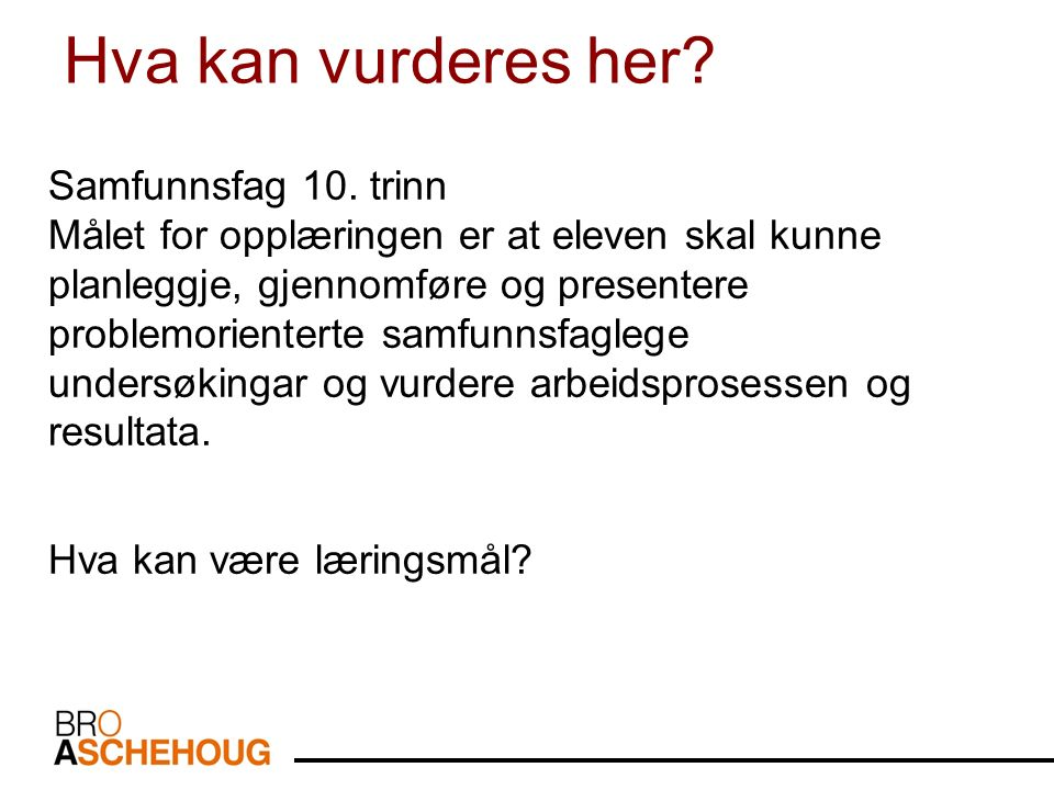 Samfunnsfag 10.