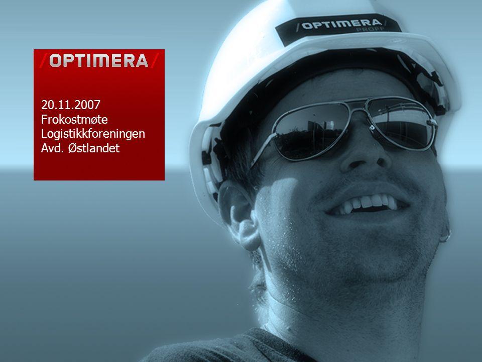 Optimera – Market shares Norway 2006 Source: TBF 2006