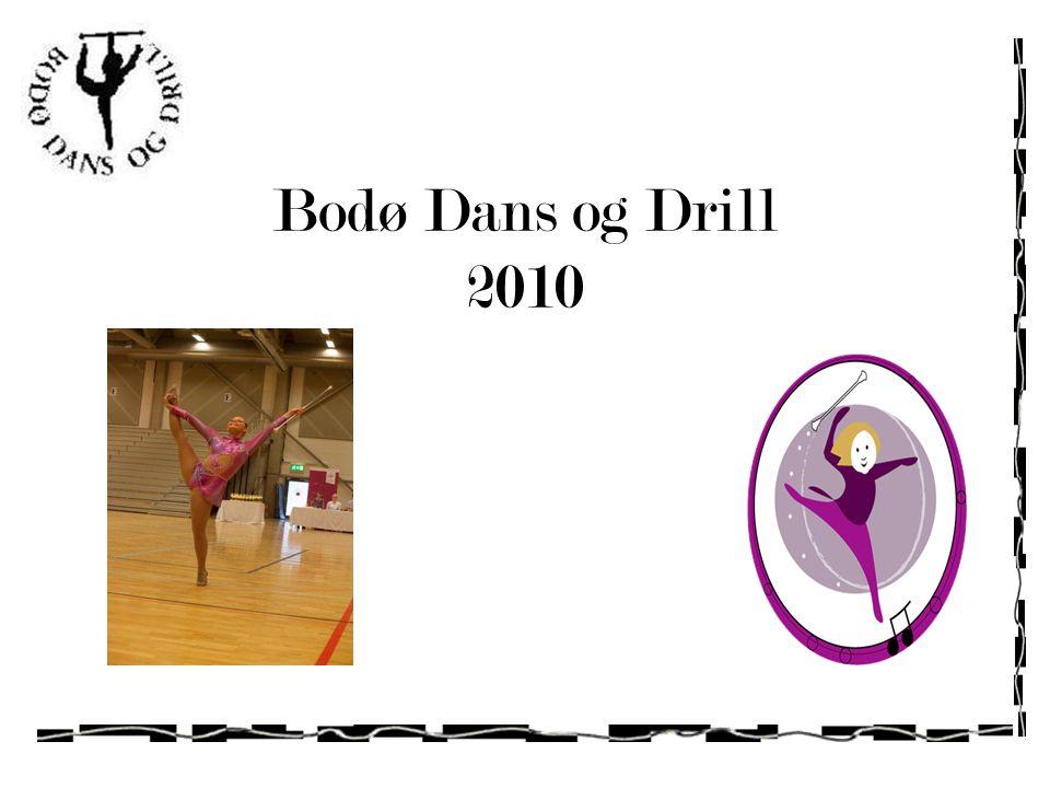 Bodø Dans og Drill 2010