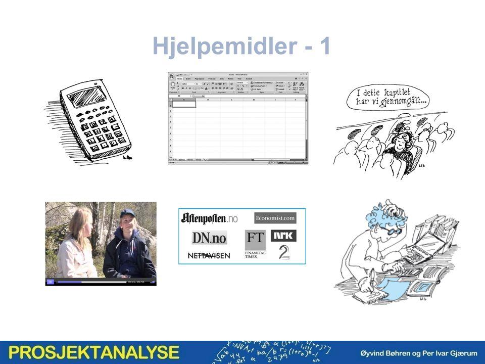 Hjelpemidler - 1