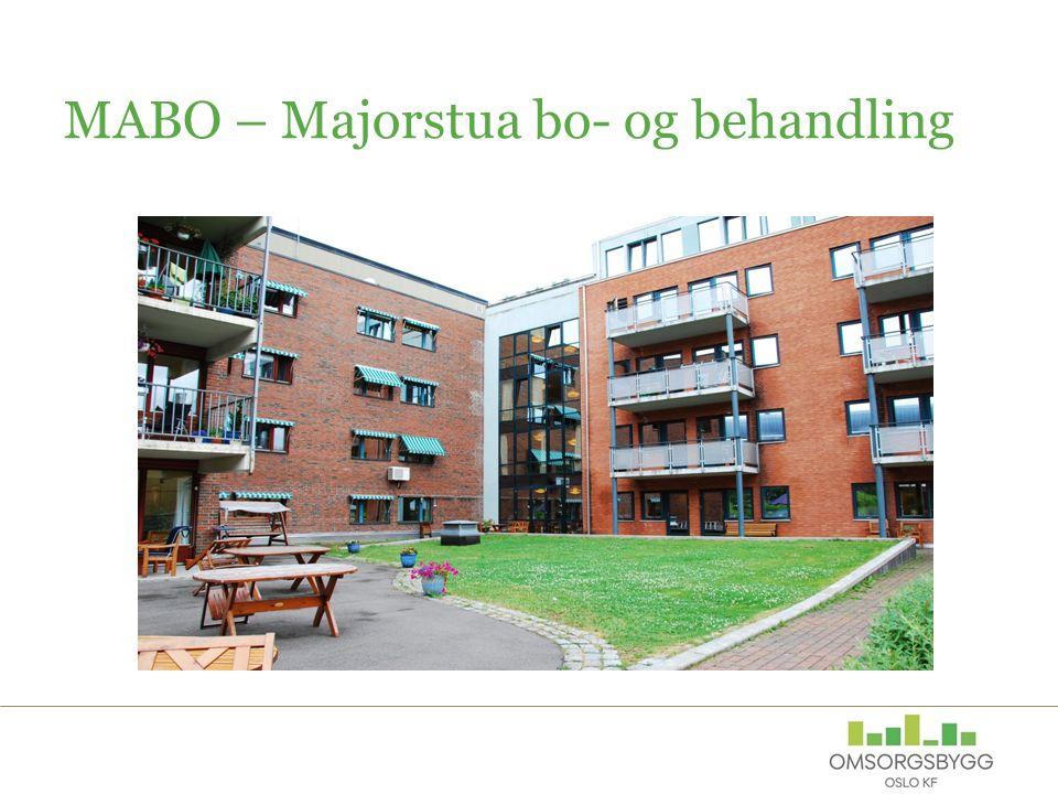 MABO – Majorstua bo- og behandling