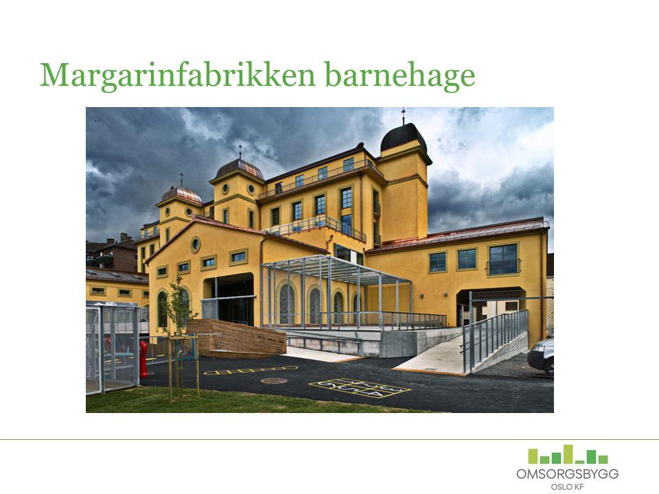 Margarinfabrikken barnehage