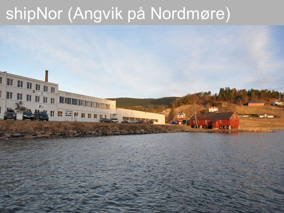 Kai A. Olsen, 24.09.2016 45 shipNor (Angvik på Nordmøre)