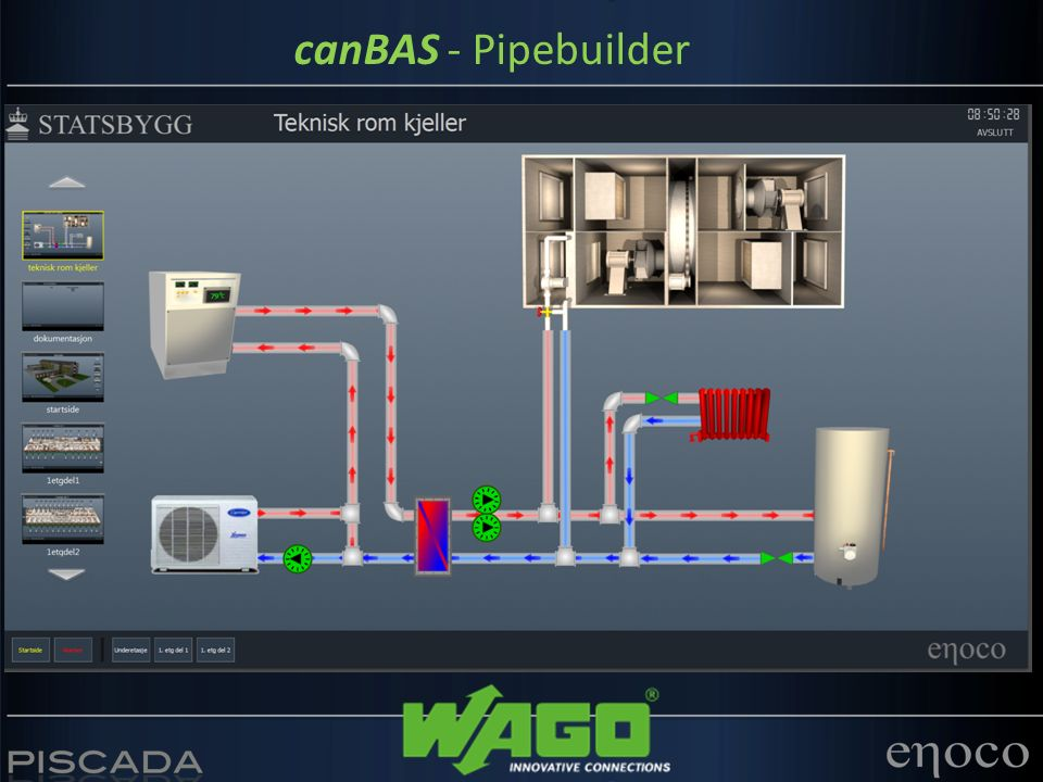 canBAS - Pipebuilder