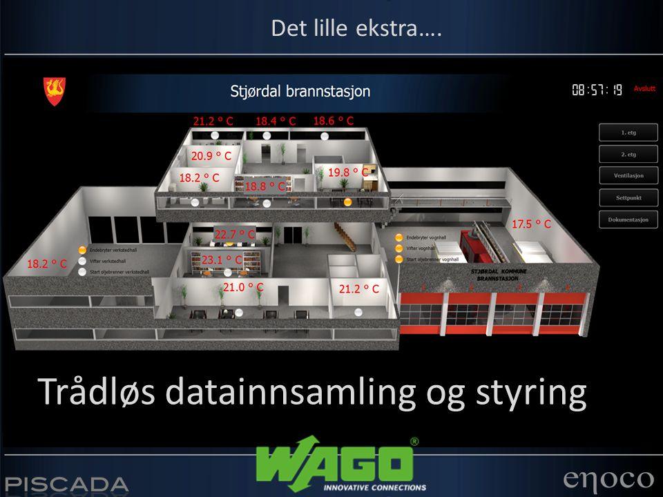 Dali konfigurering integrert i SD